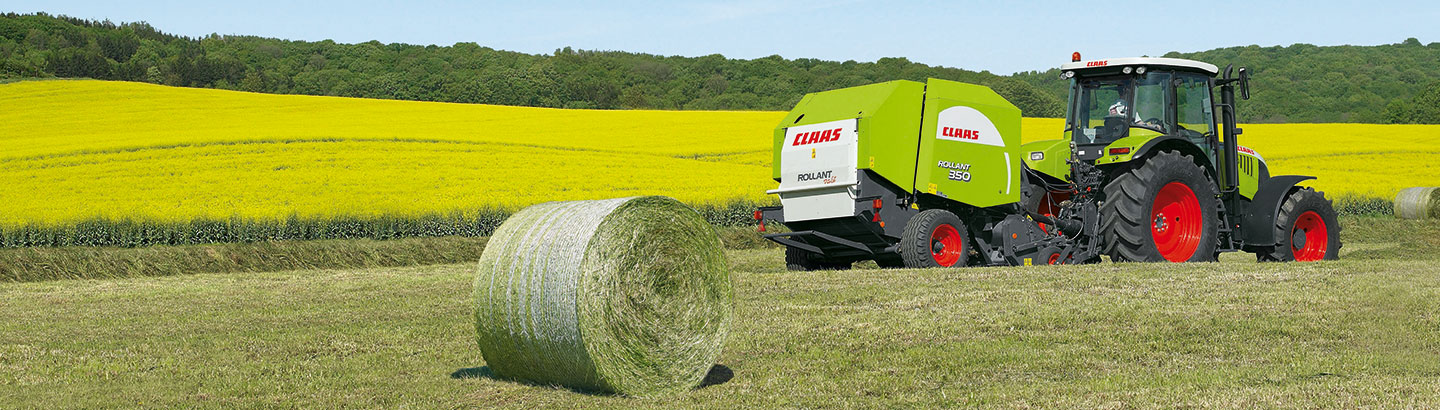 Claas Rollatex Pro 4500m & 2800m