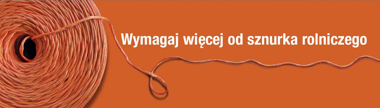 Tama Polska Sznurek rolniczy produkty