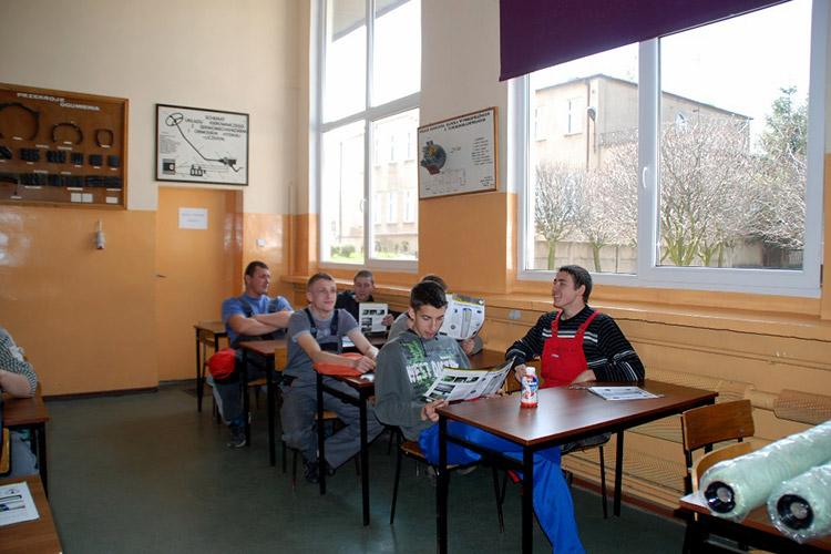 Program ALBATROS - Tama Polska 2014