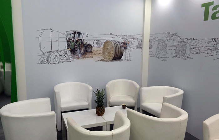 XXI Targi Techniki Rolniczej Agrotech 2015 Kielce