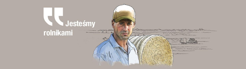 Jesteśmy rolnikami