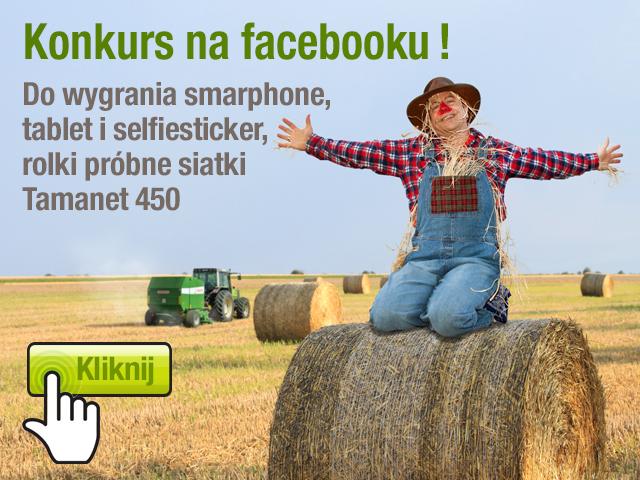 Konkurs na facebooku!