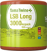 Sznurek Tama LSB Long 1500m rdzawy